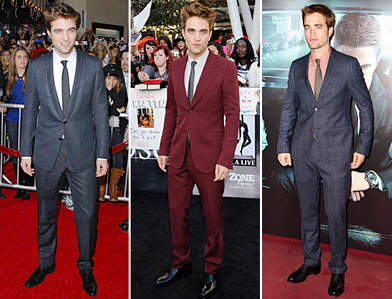 3 different Suits on my HOT guy<3