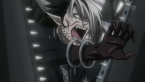Arystar Krory DGrayman He Is A Vampire And Exorcist
