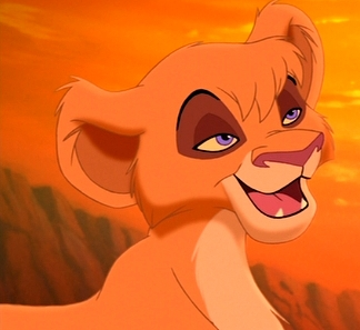 i'v seen the lion king 2 and its very possible that kovu and nuka have the same father then again nuka could be scares but do know vitani is not the daughter of zira she looks like she could be nala daughter and she could get the shape of her nose from scar zira has a black nose there is no other lions that have blue eyes her màu hồng, hồng nose probably came from nala hoặc simba but Disney never gave there back story so it hard to say