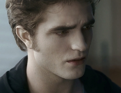 my gorgeous vampire with sideburns<3