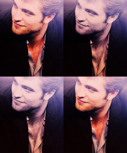 Robert Pattinson...it's so much madami than a crush<3