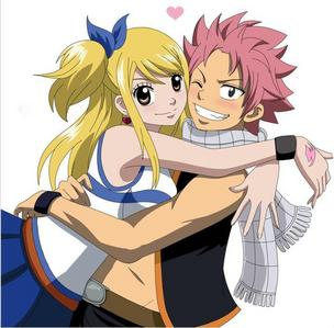 Not so sure myself if this is my ultimate Favorit but it's the one that I'm rooting for the hardest atm~ NaLu (Natsu X Lucy) from Fairy Tail