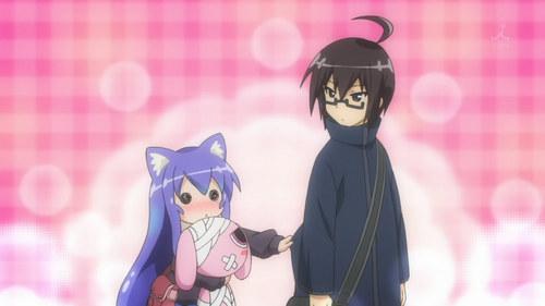 Tsumiki and Io