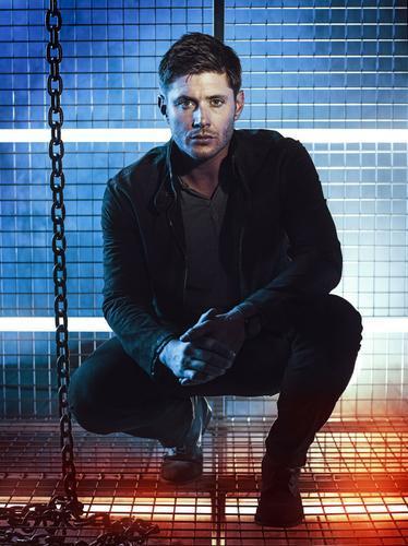 Jensen in his latest photoshoot for スーパーナチュラル <33333