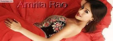 this is Amrita rao