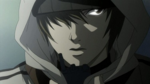 Light Yagami (Death Note).