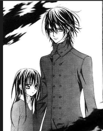 Kaname Kuran and Yuki Cross-Kuran~!!!!!