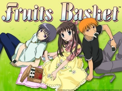 FRUITS BASKET!!! I think it is only like 26 episodes though.