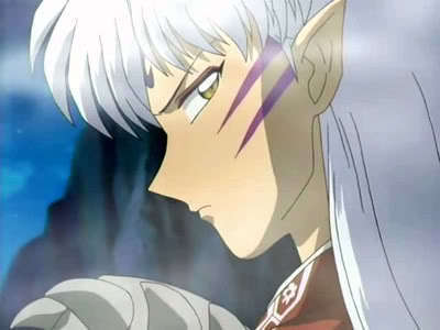 """Sesshomaru - InuYasha Few can give that side long """"I'm going to kill you"""" look better. :)"""