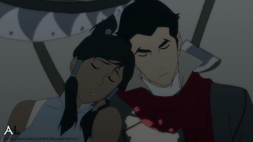 It's the shipping Makorra from The Legend of Korra. I picked it because I প্রণয় the প্রদর্শনী and the couple.