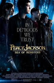 The Percy Jackson Series Cast On A Poster For The Movie! Why....... Because They Are Awesome!