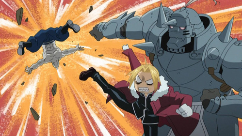 Edward would be into Electric Rock ^3^ and Alphonse would be into Slow J-pop .w. BUT!!!!!! When there together there into some Kick'n Rock n Roll!!!!!!