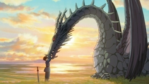 Therru and Arren - Tales from Earthsea