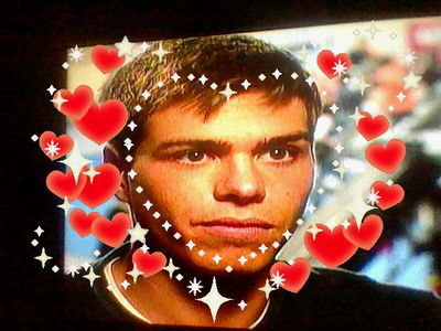 Edited pic of Matthew I created from my DSI :)