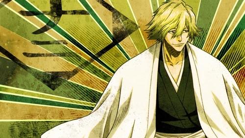 My juu 10 1) Kisuke Urahara (Bleach) 2) Itachi Uchiha (Naruto Shippuden) 3) Minato Namikaze (Naruto Shippuden) 4) gin, gini Ichimaru (Bleach) 5) Shunsui Kyoraku (Bleach) 6) Shanks (One Piece) 7) Mihawk (One Piece) 8) Gildarts Clive (Fairy Tail) 9) Laxus Dreyar (Fairy Tail) 10) Kakashi Hatake (Naruto Shippuden)