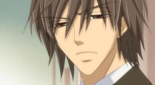 Well... I would be Hiroki Kamijou xD (Junjou Romántica)