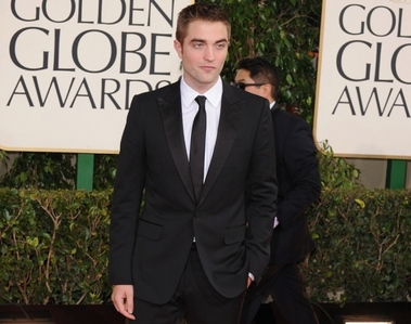 my Rob-a-licious baby in a black suit<3