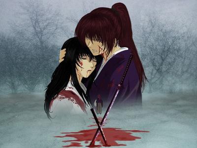 Samurai X Trust Betrayal Anime