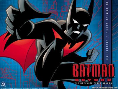 batman Beyond............