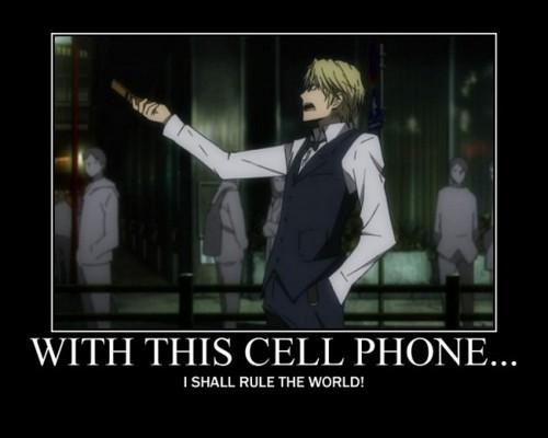 Lol Shizuo...