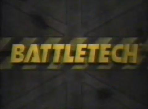 BatteTech, they made a cartoon, and video games of it, they should make an 아니메 of it.