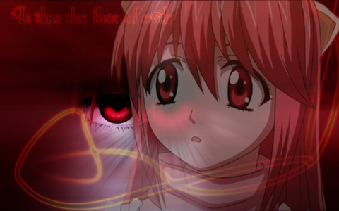 First one i see was dragon ball Z kai but the first true Anime that i really got into and actualy made me become an Anime peminat was elfen lied.