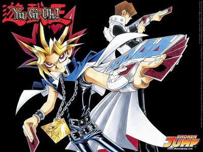 puncak, atas 5 favourites 1.Yu-Gi-Oh! Duel Monsters 2.Naruto/Shippuden 3.Shaman King 4.Bleach 5.Death Note As for least faves i don't have any,since i never try anime that doesn't appeal to me just from membaca the keterangan atau knowing its genre,as for anime i've started and dropped i also can't say they are my least favs
