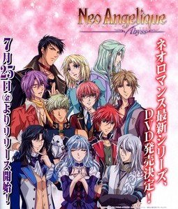 If u mean the male characters, then u should check out Neo Angelique Abyss. Especially Rayne, the one with red hair <3