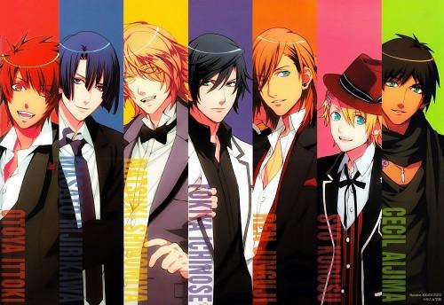 Kamisama Hajimemashita  Uta no Prince sama (pic) Brothers Conflict but I hate reverse harem anime.