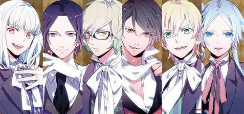 Devils and Realist has demon boys in it :D I enjoyed it, wewe can watch it legally on crunchyroll. If wewe haven't yet read the Black Butler manga I suggest wewe do so. Hope this helps!