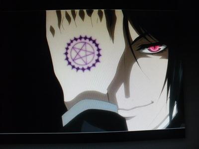 Chad-Bleach Sebastian-Black Butler Kaname-Vampire Knight