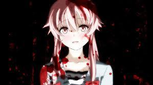 Yuno. anda mess with Yuki atau get in her way she'll kill anda on the spot, while smiling.