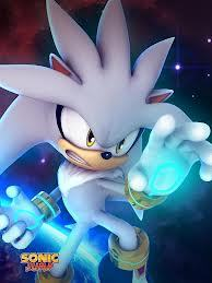 It's Silver! He naturally hott! (L)