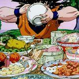 Goku; I'm hungry