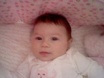 My niece. <333
