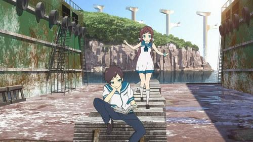 Currently for anime: 1) Dangan Ronpa 2) Fate/Kaleid PRISMA ILLYA 3) Pokemon Origins 4) Nagi no Asukara 5) Shingeki no Kyojin Currently for manga: 1) Shaman King (Yes,I like the manga. e3e) 2) Death Note 3) Hack//G.U. 4) Yu-Gi-Oh! 5) Angel Beats!