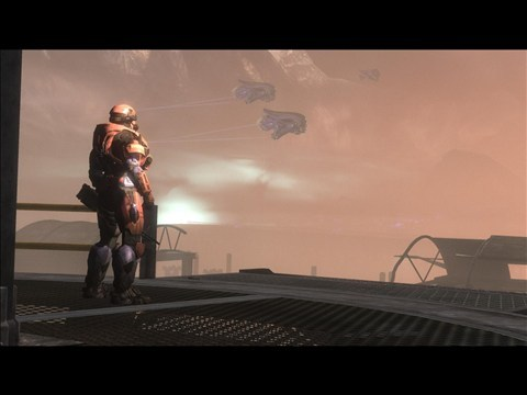 let them come... halo reach has prepared me for this...