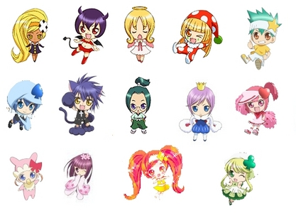 All the charas :)