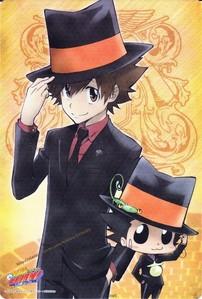 Tsuna and Reborn - Katekyo Hitman Reborn!