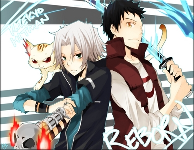 I would have to say both Yamamoto and Gokudera from Katekyo Hitman Reborn ! Yamamoto is always out right nice unless someone hurts the people he cares about and Gokudera is a surprise softie inside :) .