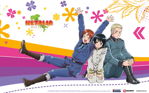 Hetalia Axis Powers Worst عملی حکمت ever. I can't begin to describe how much I hate this anime.