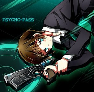 Akane from Pyscho-Pass is kind
