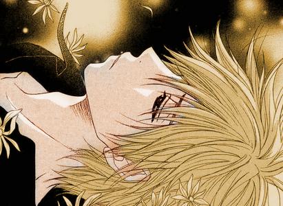 Kurosaki~~~dengeki گلبہار, گل داؤدی its a manga though:P