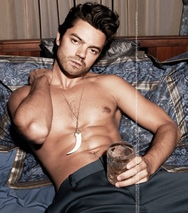 Dominic Cooper. Hadn't seen him in anything 'til 2011.