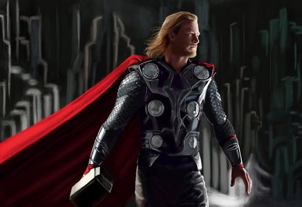 Always Thor. He has all the super hero traits that I tình yêu AND he's really pretty... in my opinion that is.