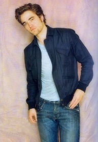 my handsome Robert Hottinson<3
