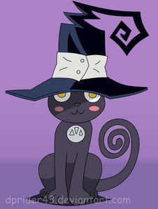 blair from soul eater ^.^