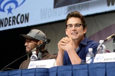 Matt at the WonderCon 2013 <3333