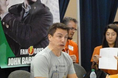 John Barrowman!