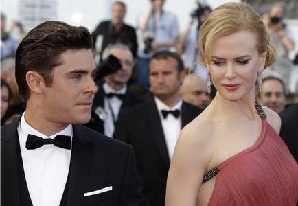Zac Efron and Nicole Kidman